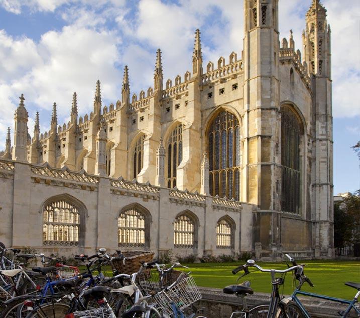 learn English in Cambridge