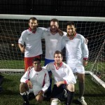 general english students football team
