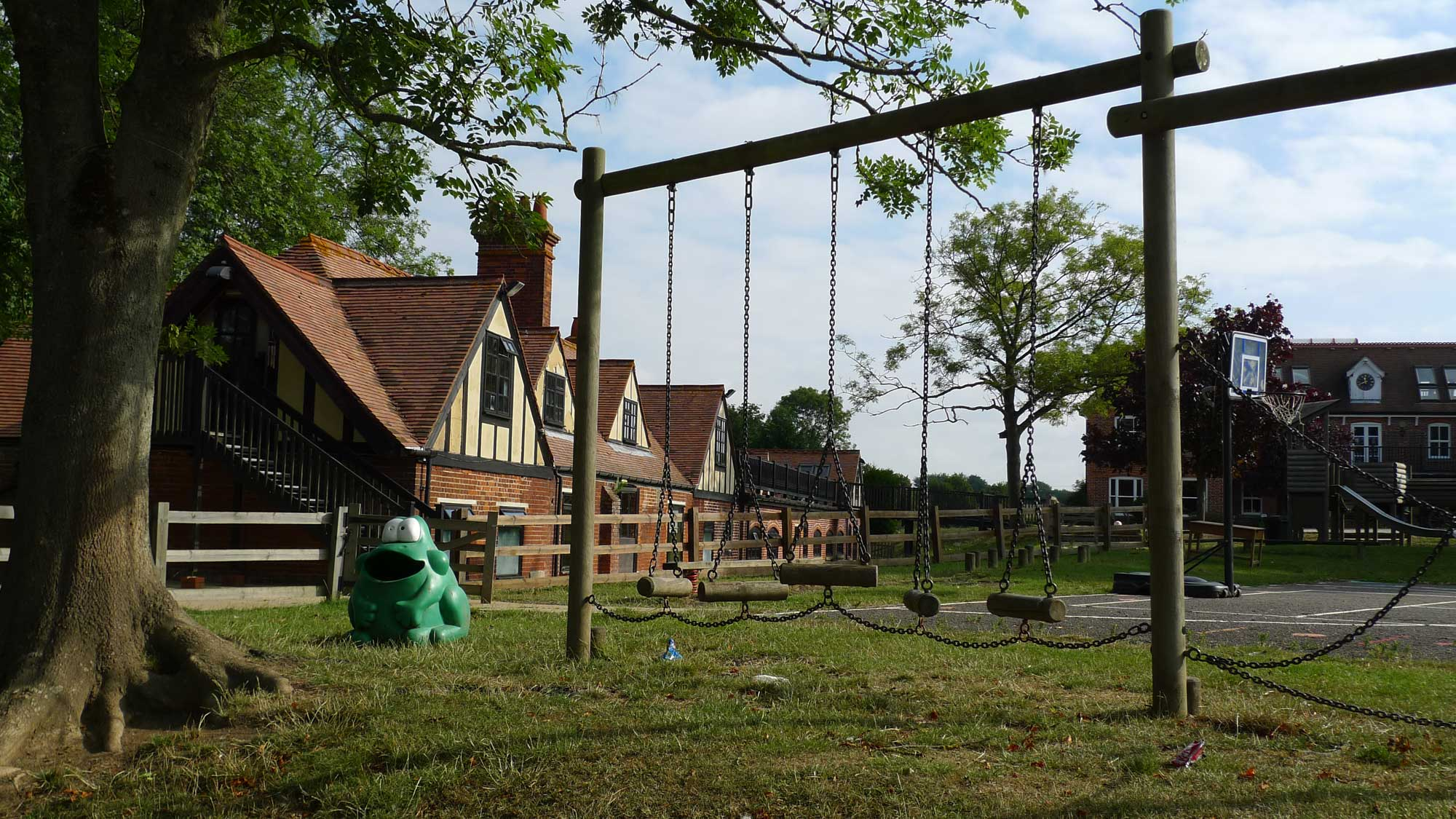 Barnardiston Hall Play Area