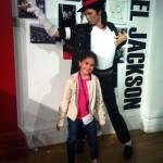 Madame Tussauds visit on the Select English summer course at Barnardiston Hall
