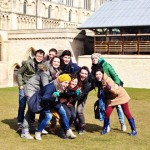 general english students in Norwich