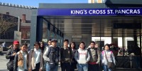 Student trip to London