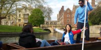 Punting day with Select English