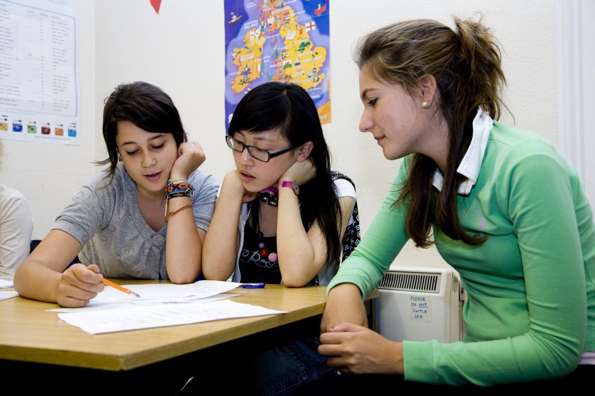 Summer Junior Lesson at Select Cambridge