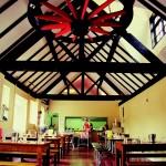Barnardiston Hall Dining Room