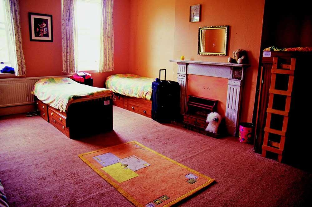 Dormitory at Barnardiston Hall