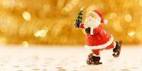 Santa Claus ornament
