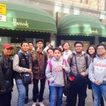 Shopping Trip to Harrods
