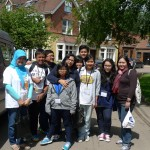Select English Summer Course Students - Barnardiston Hall