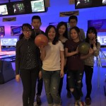 Bowling at Cambridge Leisure Park