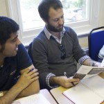 One to One teaching at Select English Language School, Cambridge
