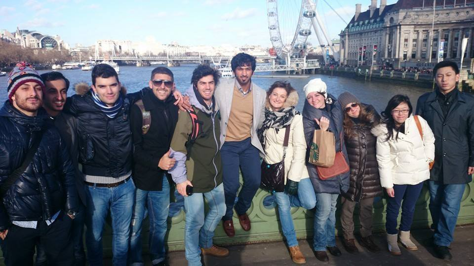 Select English Students in London