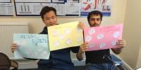 A2 English class