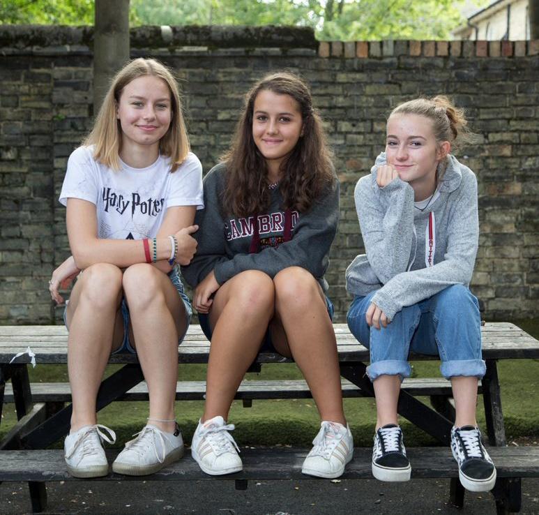 Cambridge Junior Students